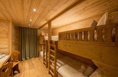 Luxury chalet Meribel-002 - French Alps - France - Kings Avenue