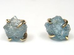 Aquamarine Birthstone, uncut | Uncut rough Aquamarine,Ruby,Yellow Sapphire,Peridot, Cubic Zirconia ...