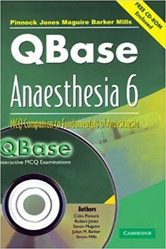 Download QBase Anaesthesia Volume 6, MCQ Companion to Fundamentals of Anaesthesia PDF - http://usmle-usmle.org/download-qbase-anaesthesia-volume-6-mcq-companion-fundamentals-anaesthesia-pdf/