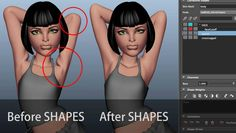 SHAPES is fastest becoming the best off the shelf corrective blendshape editor/blendshape sculptor and total blendshape manager for Maya. Webinar At the Puppeteer Lounge ($75) http://www.puppeteerlounge.com/webinar SHAPES 2.0 Video Introduction (Free) http://youtu.be/QHnsxd-DHBQ Natalie Facial Video (free rig coming soon) https://www.youtube.com/watch?v=4N9QbGdQmkg SHAPES Official Page http://www.braverabbit.de/shapes/