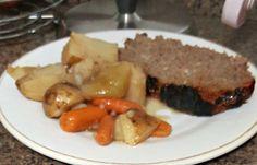 instant pot meatloaf, easy instant pot meatloaf, pressure cooker meatloaf