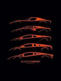 Lamborghini Silhouettes - https://www.luxury.guugles.com/lamborghini-silhouettes/