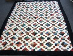 Theresa Marcone of Arbor Vitae, WI made and donated this quilt to Hopes & Dreams. www.hopesanddreams.quiltersdreambatting.com.