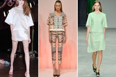shift blouse nyfw spring 2014 trend
