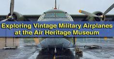 Visiting the Air Heritage Museum in Beaver Falls, Pennsylvania