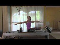 The Value of 10 Fundamental Pilates Reformer Exercises #1 - YouTube