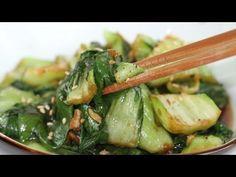 Sautéed Bok Choy Recipe (Stir-Fried)