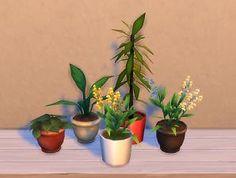 Mod The Sims - Modular Plants III