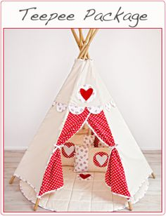 Henry's House | Children's Teepees  Accessories