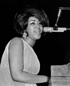 Aretha Franklin performs at the Martin Luther King Jr. Benefit Concert in June, 1968 at Madison Square Garden in New York City. (Photo by Ron Galella, Ltd. Marie Curie, James Dean, Detroit Michigan, Mahatma Gandhi, Steve Jobs, Audrey Hepburn, Marilyn Monroe, Einstein, The Blues Brothers