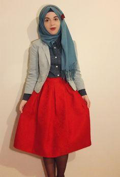 Vintagonista vintage outfit. Danii Garvey · Hijab style 45a8f6ef1