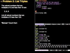 Learn You Some Lisp for Great Good - YouTube