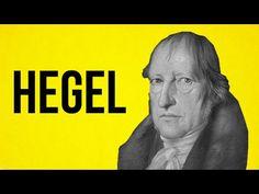 PHILOSOPHY - Hegel - YouTube