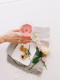 National Rosé Day! http://www.stylemepretty.com/living/2015/06/12/our-favorite-rose-picks-for-summer/ | Photography: Abby Jiu - http://www.abbyjiu.com/
