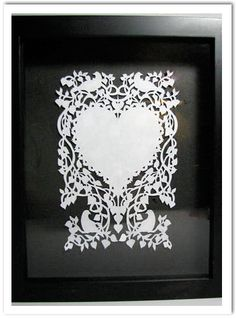 Paper Cut Project - featuring Elmer's products - MASTER CRAFTSTERS