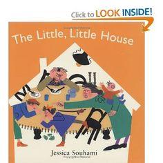 The Little, Little House: Jessica Souhami: 9781845071080: Amazon.com: Books