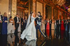 Photography: Pool / Pool - gettyimages.com Read More: http://www.stylemepretty.com/europe-weddings/sweden/stockholm/2015/06/14/another-royal-wedding-prince-carl-philip-of-sweden-and-sofia-hellqvist-say-i-do/