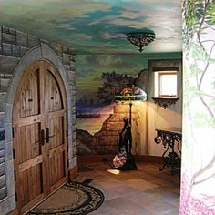 Image Detail for - roomenvy - castle hallway