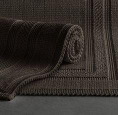 $49 :: Cotton Woven Bath Rug