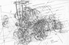 Unknown engine - Tony Matthews