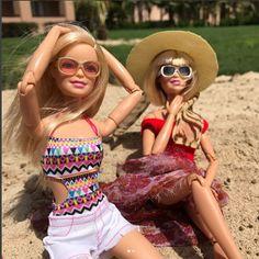 11..37 #barbiebathingsuits / merjakayhko