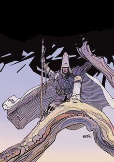 Moebius and Arzach