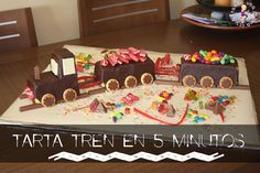 tarta-tren-en-5-minutos | https://lomejordelaweb.es/