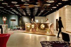 The New Lobby at Swissôtel Zurich http://www.archello.com/en/project/new-lobby-swiss%C3%B4tel-zurich #Hospitality #HotelDesign #InteriorDesign