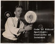 code of ethics spotlight conflicts of interest