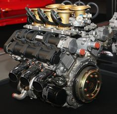 porsche 917 engine cutaway flats cars and engine 1986 yamaha v6 dohc formula 1 racing engine model ox66