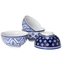 Impressions Bowls Set of 4 | Freedom Furniture and Homewares