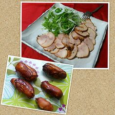 sakurako's dish photo スモークチキン | http://snapdish.co #SnapDish #レシピ #晩ご飯 #パーティー #クリスマス