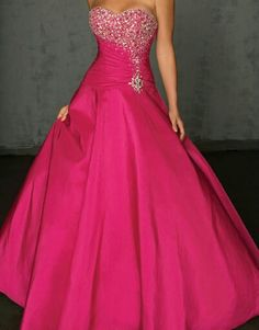 Simple 15 dress