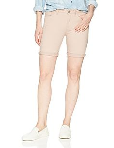 Calvin Klein Jeans Womens SLUB Twill Rolled Short Desert Coral 32 >>> Read more at the image link. (This is an affiliate link) Spring Shorts, Calvin Klein Jeans Women, Active Wear For Women, Bermuda Shorts, Image Link, Khaki Pants, Coral, Leggings, Women's Shorts
