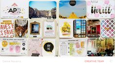 Blog: Modify Journal Cards with Watercolor to Match Any Photo   Video with Celine Navarro - Scrapbooking Kits, Paper & Supplies, Ideas & More at StudioCalico.com!