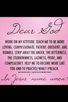 Wonderful prayer