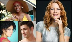 Bold & Beautiful's Comings and Goings: Photos of All the Stars Leaving or Joining | Soaps.com Scented Pinecones, Bold And The Beautiful, Be Bold, Stars, Photos, Fashion, Moda, Pictures, Fashion Styles