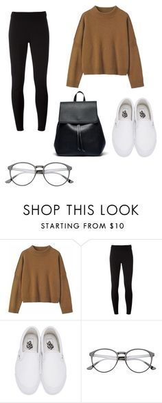 """""""Winter Ready 004"""" by sureokayfine123 ❤ liked on Polyvore featuring Toast, NIKE, Vans and Sole Society"""