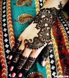 Mehendi designs for Karwachauth