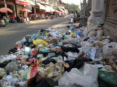 Pay Hike Ends Garbage Strike in Cambodia