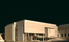 Model by Richard Meier
