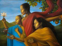 Fruits of Generosity by Leslie Ansley