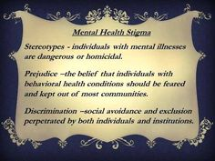 131 Best Mental Health Stigma Images Mental Health Stigma Mental