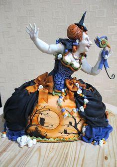 Amazing Halloween, Witch Cake