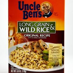 "Copycat ""Uncle Ben's"" Long Grain & Wild Rice seasoning. This is very similar to the recipe I use from CDKitchen.com   http://www.cdkitchen.com/recipes/recs/530/Seasoned_Long_Grain__Wild_Rice_Mix_Uncle_Bens41519.shtml http://www.food.com/recipe/copycat-uncle-bens-long-grain-wild-rice-113180 [[[ Your choice: food.com or cdkitchen ]]]"