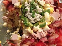 Cobb Potato Salad