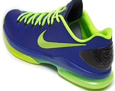 "huge discount f6218 0ca4d Nike KD V Elite ""Superhero"""