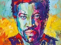 """Tariq"" acrylic on paper, abstract portrait painting by Amira Rahim Abstract Portrait Painting, Portrait Art, Portraits, Abstract Art, Portrait Paintings, Acrylic Paintings, Voka Art, Original Paintings, Original Art"