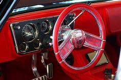 1969 Chevy C10 Steering Wheel