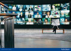 Der ehemalige Intendant des WDR, Friedrich Nowottny, berichtete jahrelang aus Bonn. © Frankfurter Allgemeine Zeitung (FAZ) http://www.faz.net